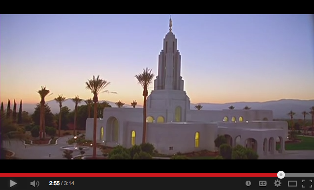 Click here to learn more about why Mormon's build temples
